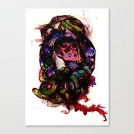 Demure Canvas Print