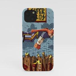 Bat-air iPhone Case