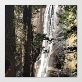 Vernal Fall - Yosemite Canvas Print