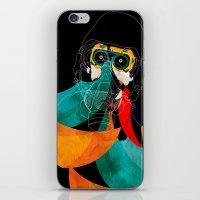majoras mask iPhone & iPod Skins featuring Mask by Alvaro Tapia Hidalgo