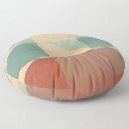 Partition Floor Pillow