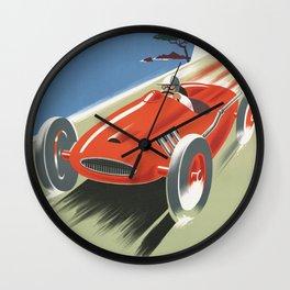 French Riviera Wall Clock