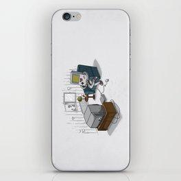 True Computer Love iPhone Skin