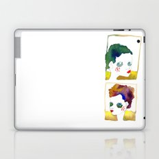 no name but a frame Laptop & iPad Skin