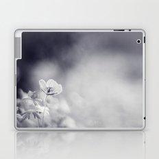 Meadow Cranesbill Laptop & iPad Skin