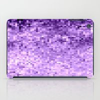 lavender iPad Cases featuring LavendeR by SimplyChic