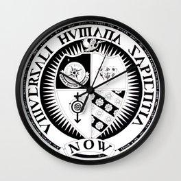Alma Mater, Universal Human Insight Wall Clock