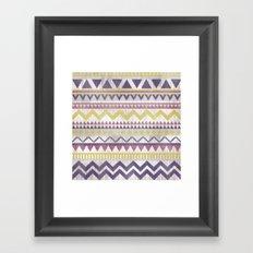 Pattern No. 2 Framed Art Print