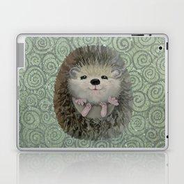 Cute Baby Hedgehog Laptop & iPad Skin