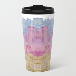 Ghost City Travel Mug