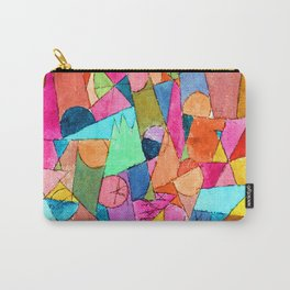 Paul Klee Untitled Carry-All Pouch