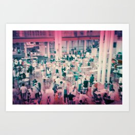 Expo Art Print