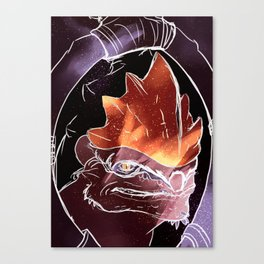 Galaxy Series: Nackmor Drack Canvas Print