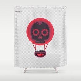 A Bad Dream Shower Curtain