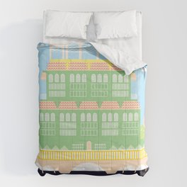 The Cosy Cottage Comforters