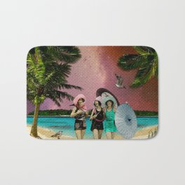 Serenade on the Beach Bath Mat