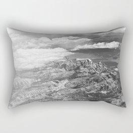 Superman's perspective (2) Rectangular Pillow