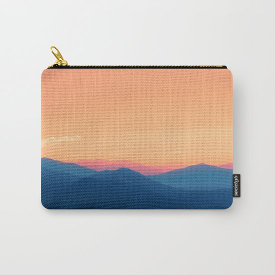 Mountains in Paradise Carry-All Pouch