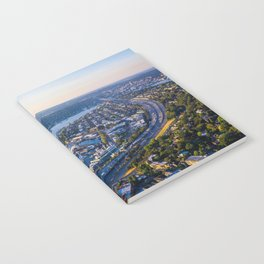 Seattle Washington Notebook