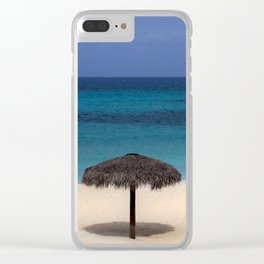 Idyllic Day Clear iPhone Case