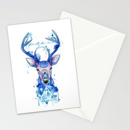 Always. Harry Potter patronus. Stationery Cards