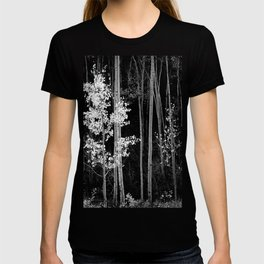 Aspen, New Mexico by Ansel Adams T-shirt