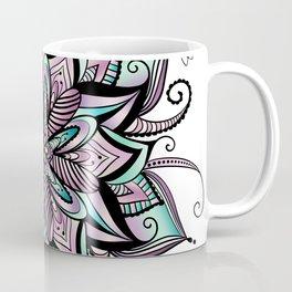 Mandala peacock by sonia H. Coffee Mug