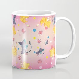 Spinell & Kerochan Pattern Coffee Mug