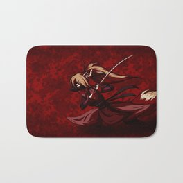 Warrior Chen Bath Mat
