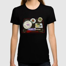 Nara Japanese Lunch Platter T-shirt
