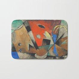 """Franz Marc """"Abstrakte Komposition"""" Bath Mat"""