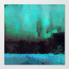 Lysergic Horizon Canvas Print
