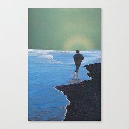 The Tides Canvas Print