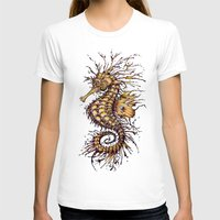 seahorse T-shirts featuring Seahorse by TAOJB