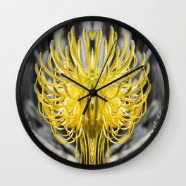 The Rocketship Wall Clock
