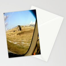 Snap Shot Out The Car Window Stationery Cards