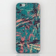 PAINTERLY II iPhone & iPod Skin