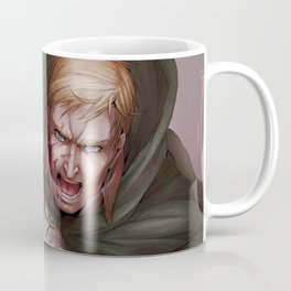 Shingeki no Kyojin - Erwin Smith Coffee Mug