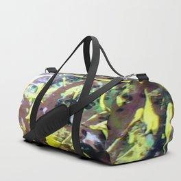 Zoom sur conque chocolat Duffle Bag