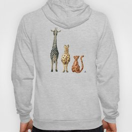 Be Wildly Different Hoody