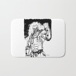 Immortal Joe Bath Mat