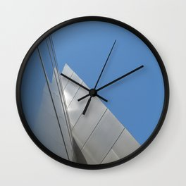 Ghery Lines Wall Clock