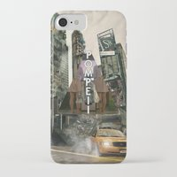 bastille iPhone & iPod Cases featuring Bastille - Pompeii by Thafrayer