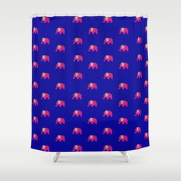 Darling Elie Shower Curtain
