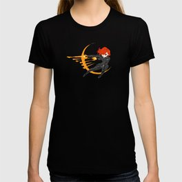 Minivengers - Black Widow T-shirt