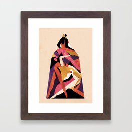 CAETANA  Framed Art Print