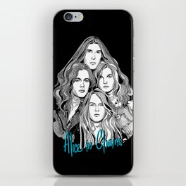 A Band Called Alice 2 iPhone Skin