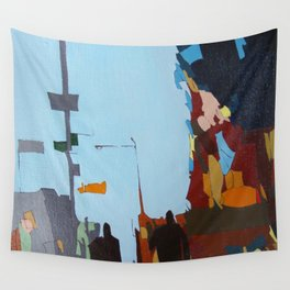 Look Up to the Sky Wall Tapestry