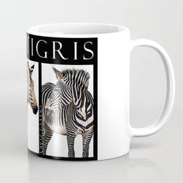 Zebras of Africa Coffee Mug