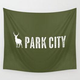 Utah: Park City Deer Wall Tapestry